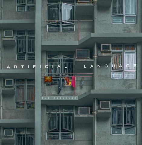 ARTIFICIAL LANGUAGE - OBSERVER