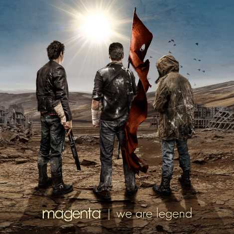 Magenta We Are Legend Cover