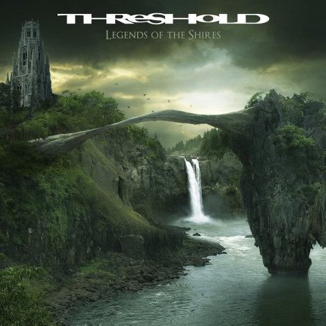 Threshold - Legends Of The Shires - Artwork