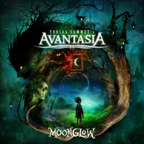 Avantasia - Moonglow - Artwork