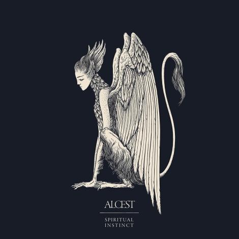 Alcest - Spiritual Instinct - Artwork